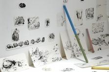 Art Trap, detail, 2007