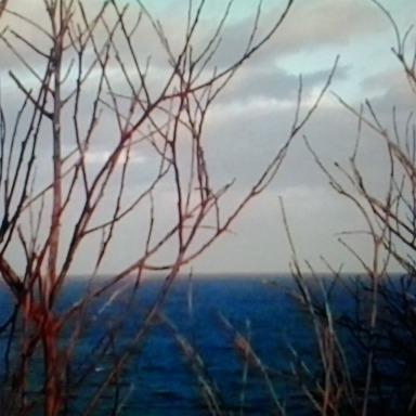 Autumn Ocean, 2014, digital still