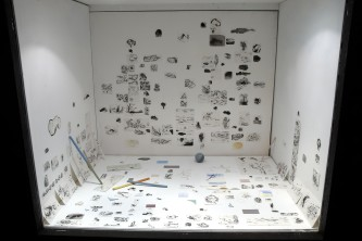 Art Trap, 2007 installation view