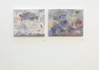 Matthew Tumbers, Wunderpond install view 2012