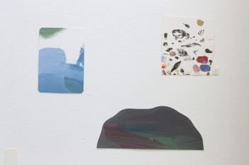 Toward Falcon Heights, 2019, detail, dimensions variable